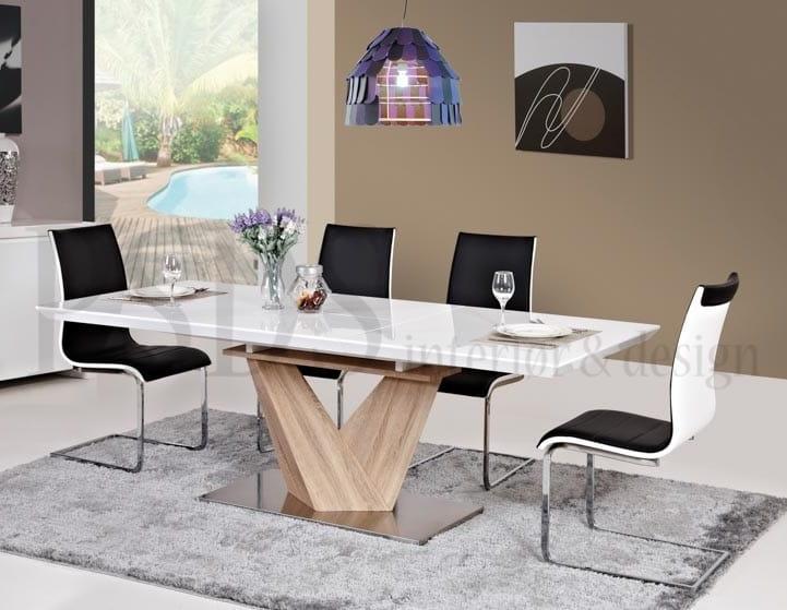 Spisebord ALARAS II PSDS møbler og interiør